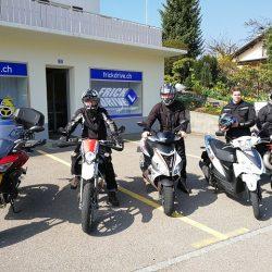 Fahrschule Ackle, Frick, Moto
