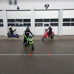 Fahrschule Ackle, Frick, Motorrad-Grundkurs