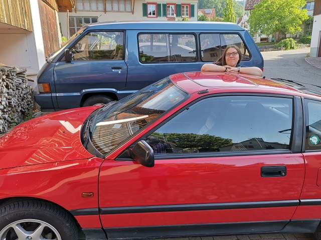 Gute fahrt wunsche neues auto