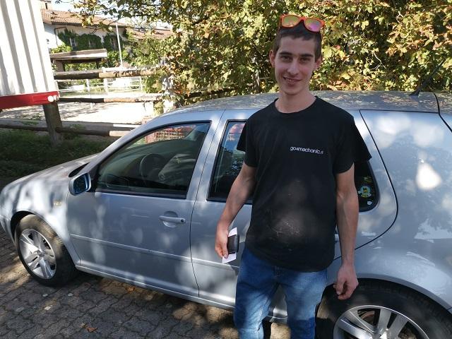 Fahrschule Ackle, Frick, Fabian