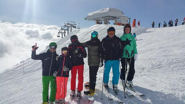 Fahrschule Ackle, Frick, Skifahren