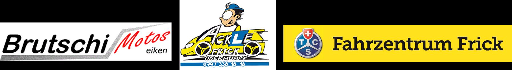 Fahrschule Ackle, Frick, Logo
